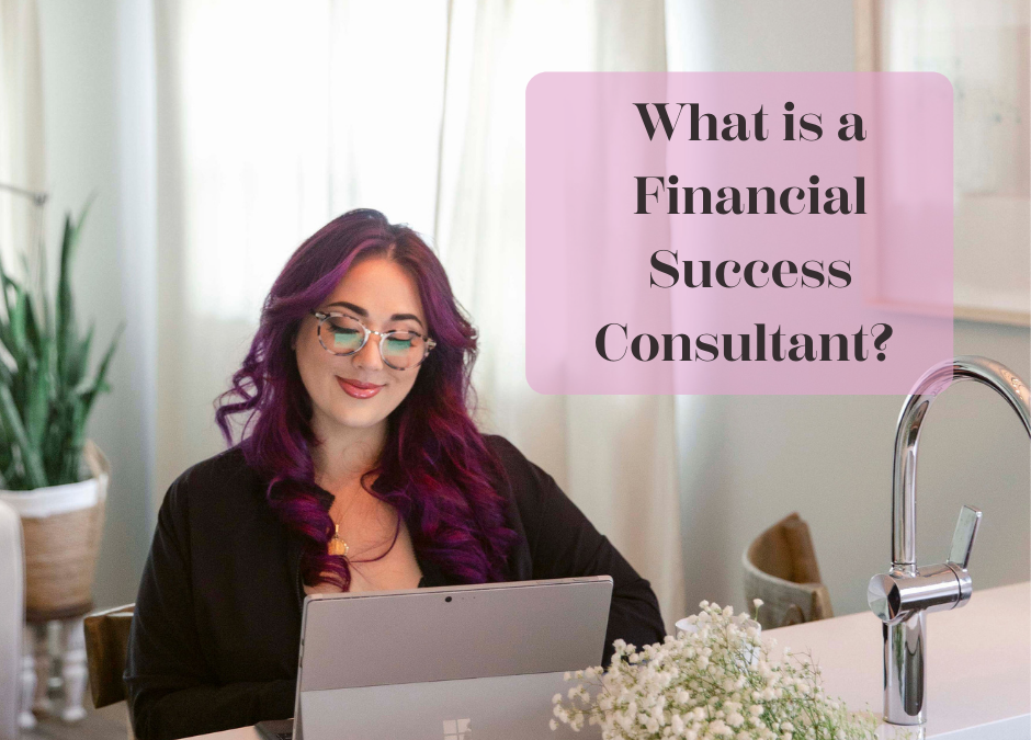 What is a Financial Success Consultant?