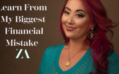 The Biggest Financial Mistake